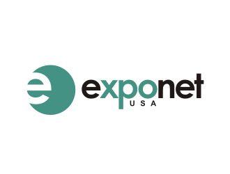 Exponet USA logo design - 48HoursLogo.com