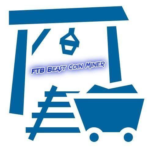 Ftb Beast Coin Miner Mod 1 12 2 Coins Mod Beast