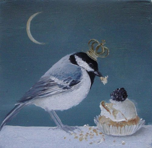 Brigitte Coucoureux - AVIAN TEA PARTY: