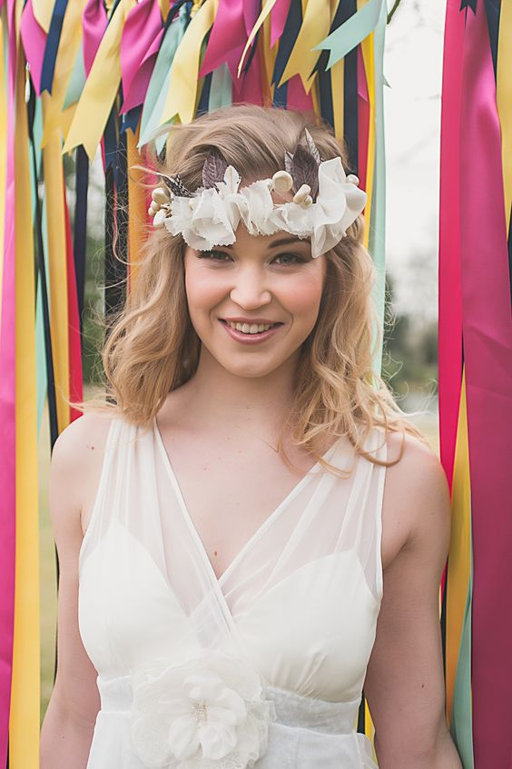A fun and colourful Bohemian Styled shoot with photography by http://www.lucygphotography.co.uk/