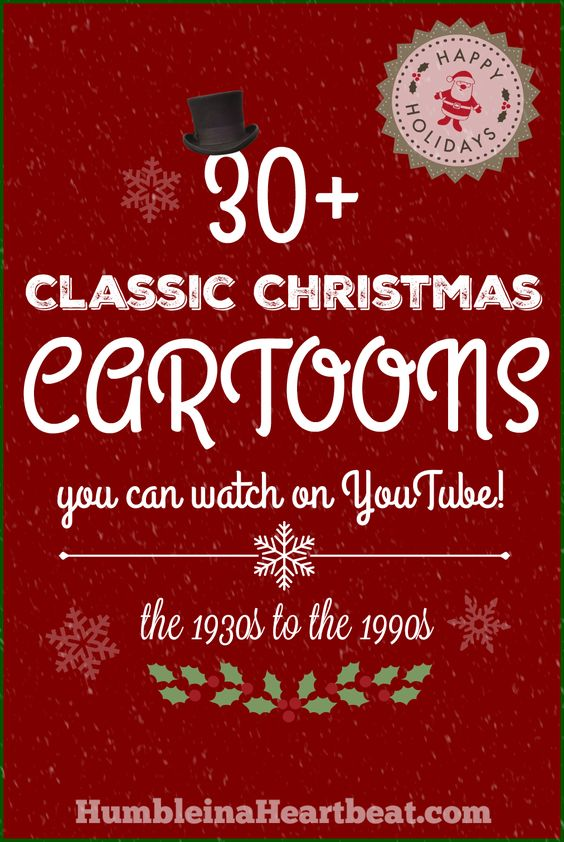Holy mackerel! I haven't seen some of these cartoons in decades, and now I can watch them on YouTube! So many awesome Christmas specials, so little time!
