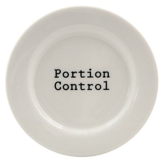 Serve up a heaping scoop of guilt! Our intervention-ware is a conversation piece, literally. Keep your portions under control with this little, teeny-tiny ceramic plate! Our number one best seller dur                                                                                                                                                      More