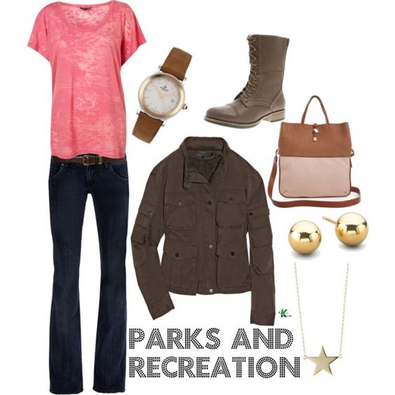 My creation inspired by Parks and Recreation character Ann Perkins.