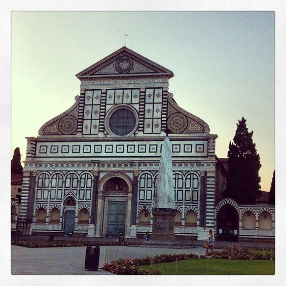 Santa Maria Novella, Florence