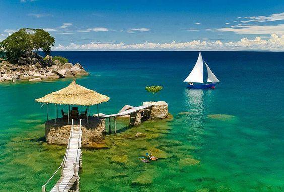 Lago Malaui Africa (Fte la Bio Guia)