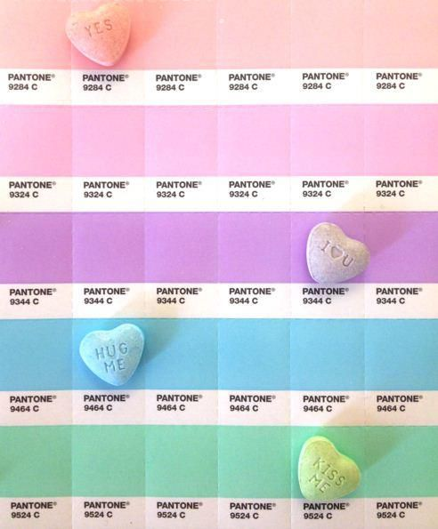 Pastel Pantone Colors Color Pastel Pinterest