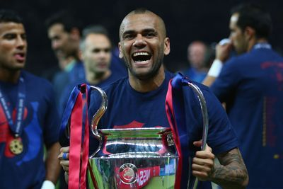 Dani Alves isn't perfect, but Barcelona needed him