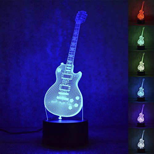 Amazon Reviews 3d Night Lamp 3d Optical Illusion Led Night Lightcolorful Light For Kids Children Friend Ho Led Night Light 3d Optical Illusions Acrylic Panels