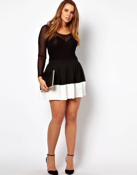 Andrea&-39-s Blog: April 2013 - Curvy Girl Fashion &amp- Inspirations Pt ...