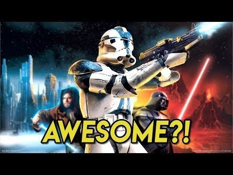 Why Was Star Wars Battlefront 2 So Awesome Classic 2005 Freetoplaymmorpgs Star Wars Battlefront Star Wars Games Star Wars Wallpaper