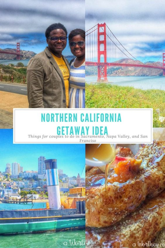 Couples getaway to northern california and how to save for Weekend getaways northern california