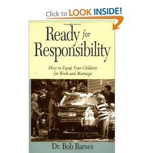 Will your children be ready for the complex choices and responsibilities that await them as adults? Dr. Bob Barnes believes the time to prepare children is now, while they're at home. How? By giving opportunities to develop the skills, that will help them become good decision makers, good marriage-partners, good communicators, employees, and money-managers -- and godly individuals whose Christian faith runs deep.