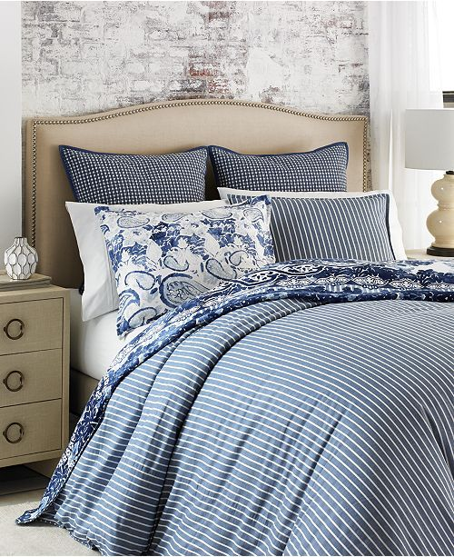 Tommy Hilfiger Bohemian Beach 2 Pc Twin Comforter Set Reviews Comforters Down Alternative Bed Ba Bed Linens Luxury Beach Bedding Sets Beach Bedding Twin bed sets for sale