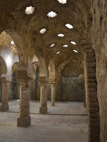 Baños árabes, Ronda, Málaga