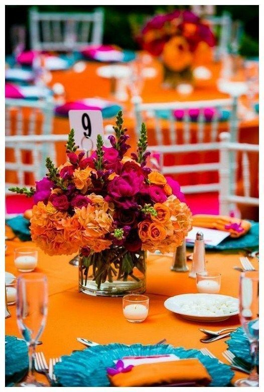 How To Choose The Best Wedding Color Schemes Wedding