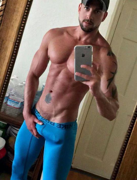 hot boner nude# man
