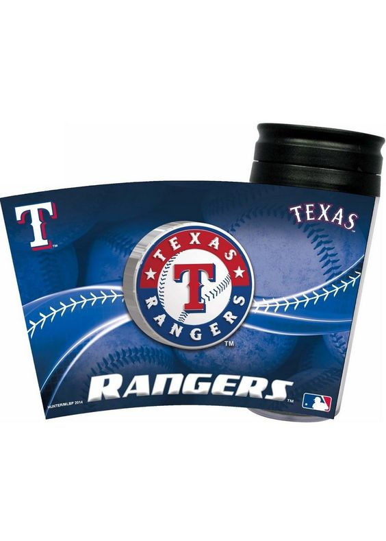 Texas Rangers Acrylic Tumbler