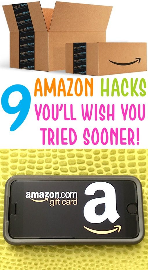 Amazon Hacks How To Get Free Stuff And Little Known Tips For Saving Money Every Time You Shop At Amaz Amazon Hacks Free Amazon Products Amazon Gift Card Free