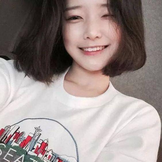 Korean cute Style gaya rambut wanita ala anak korea