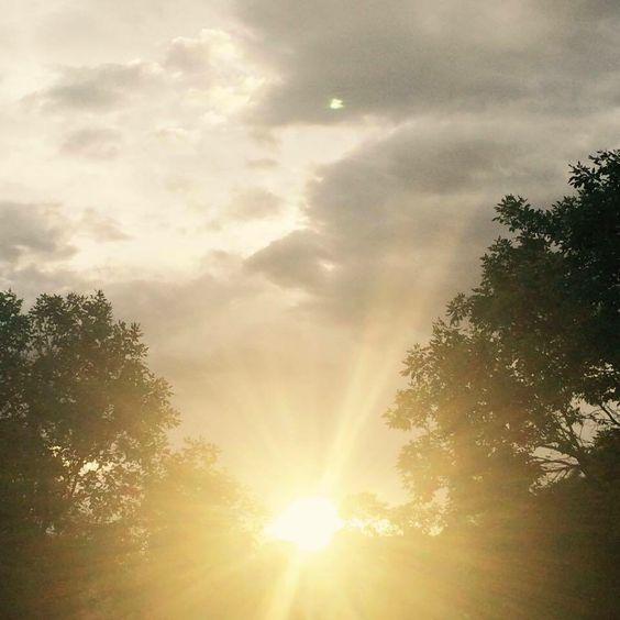 Sunset! By Courtney Castrey