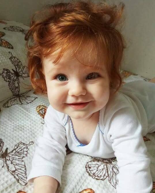 Pin By Abigail Neely On Criancas Ruivas Redhead Baby Ginger Babies Cute Kids