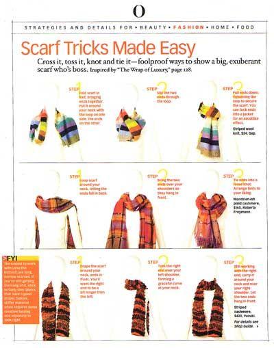 scarf ideas