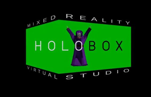 Host 1 Goo Gl Hktjcu Holobox A Virtual Green Screen Studio For Mixed Reality Videos Travel Goo Gl B1yjgx Greenscreen Reality Studio