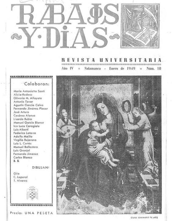 Las viñetas de Gila para la Universidad | El Norte de Castilla