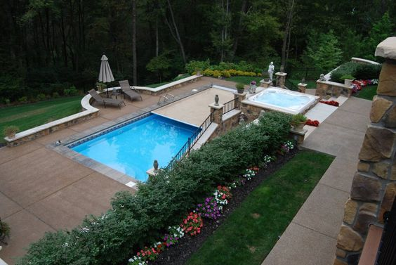 tips to plan the perfect pool from alpinepoolscom httpalpinepools - Plan Pool House Piscine