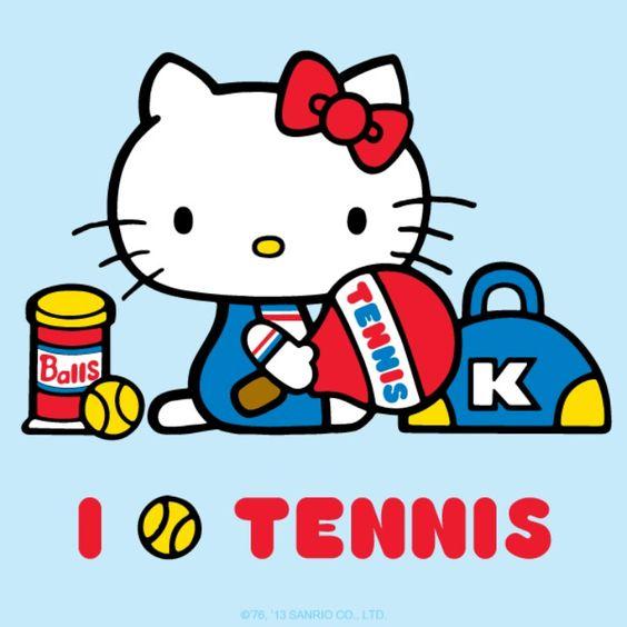 Hello Kitty X Tennis