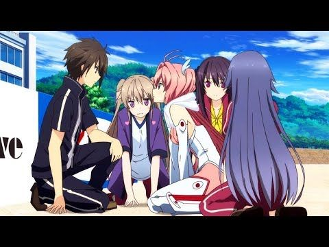 Top 10 Harem Anime Where Mc Is The Strongest But Stays In Lowest