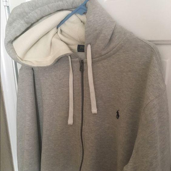 Ralph Lauren hoodie Like new Ralph Lauren hoodie very comfortable and warm Polo by Ralph Lauren Sweaters