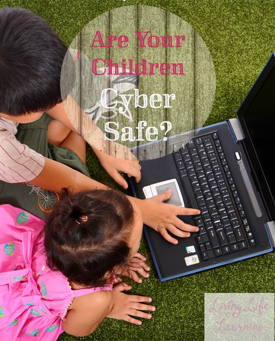 What measures do you take to ensure your child is safe online and on social media? #parenting #homeschool