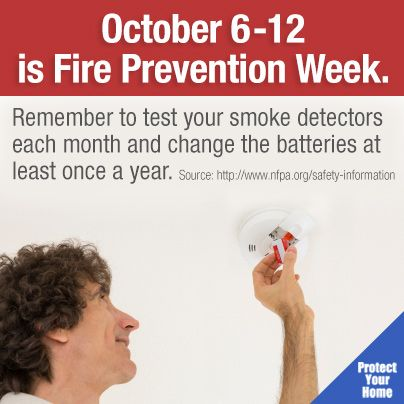 Remember to test your smoke detectors each month and change the batteries at least once a year. #allwiredup www.allwiredupga.net 478-755-9700