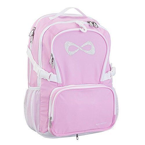 Nfinity Princess Backpack Rhinestones Pink New
