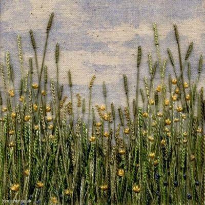 Jo Butcher -- Buttercup meadow -- feels just like a summer afternoon