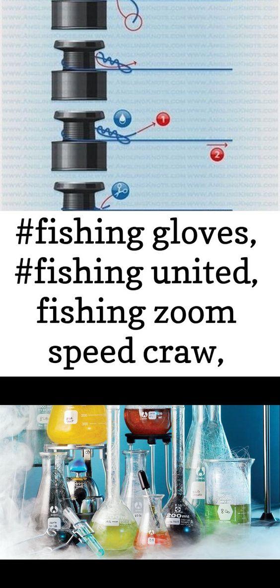 Fishing Gloves Fishing United Fishing Zoom Speed Craw Fishing