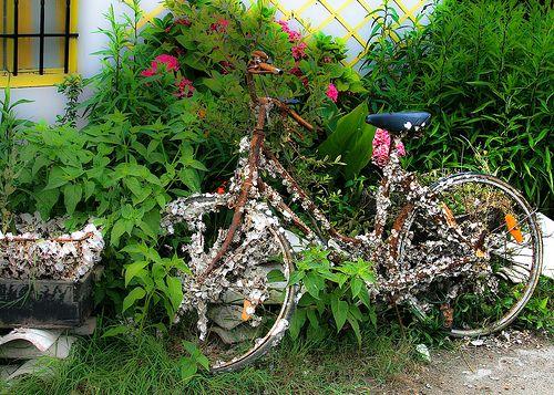 Bicyclette de la mer... by Pic7art, via Flickr