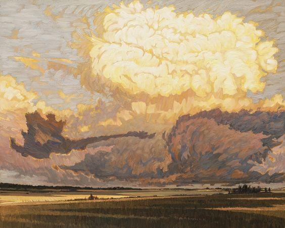 Ken Faulks | Painters | West End Gallery LTD