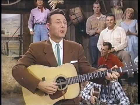 Jim Reeves - Galloway, Texas... Mexican Joe