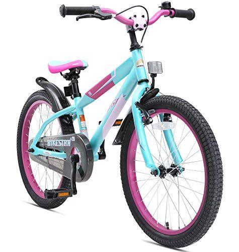 Bikestar Premium Sicherheits Kinderfahrrad 20 Zoll Fur