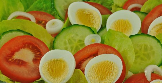 Egg and Cucumber. 10 Healthy Snacks - New York Nutritionist - Carly Feigan, CN Presents the Head to Health Weight Loss Program