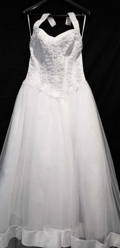 Michelangelo Style Wedding Dress David S Bridal 2008 Size 14 Fashion Clothing Shoes Accessories We Wedding Dresses Davids Bridal Wedding Dresses Dresses