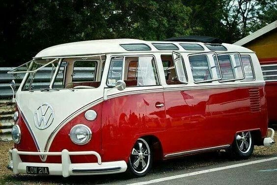 Volkswagen, Buses And Classic On Pinterest