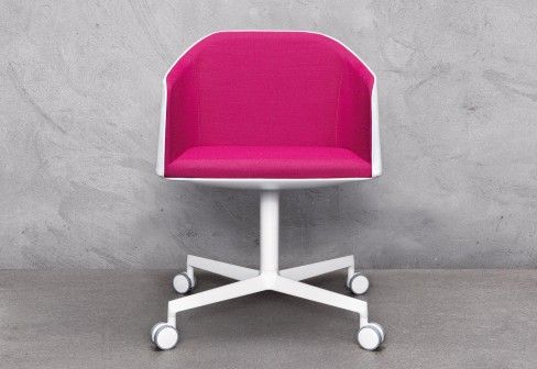 Girlie Office Chair by Pedrali