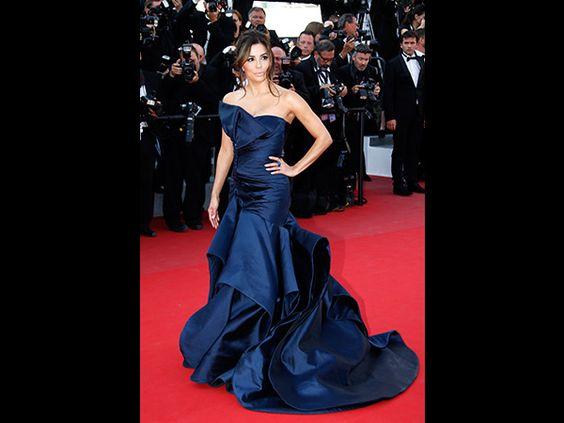 Cannes 2015 Eva Longoria (Quelle: EPA/SEBASTIEN NOGIER)