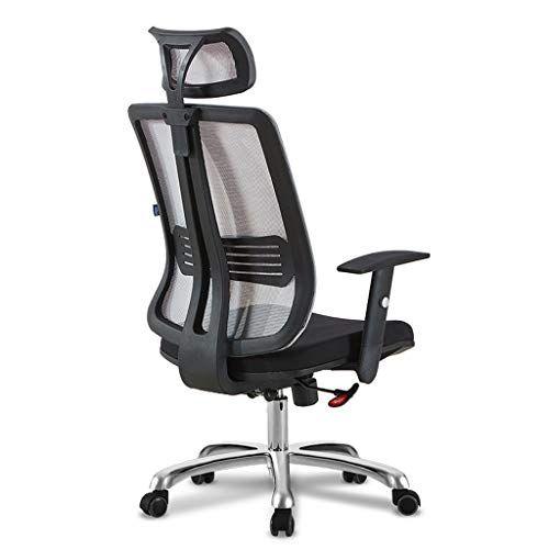 Zbgy Office Chair Luxury Ergonomic Desk Chair Mesh Computer