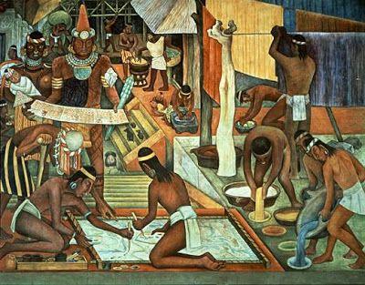 Pinturas de Diego Rivera! | Artes & Humor de Mulher
