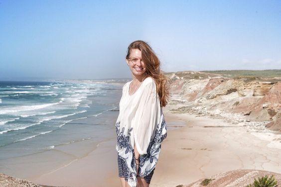 So glücklich in Peniche an der Küste zu sein! Es ist wunderbar hier!!! #peniche #portugal