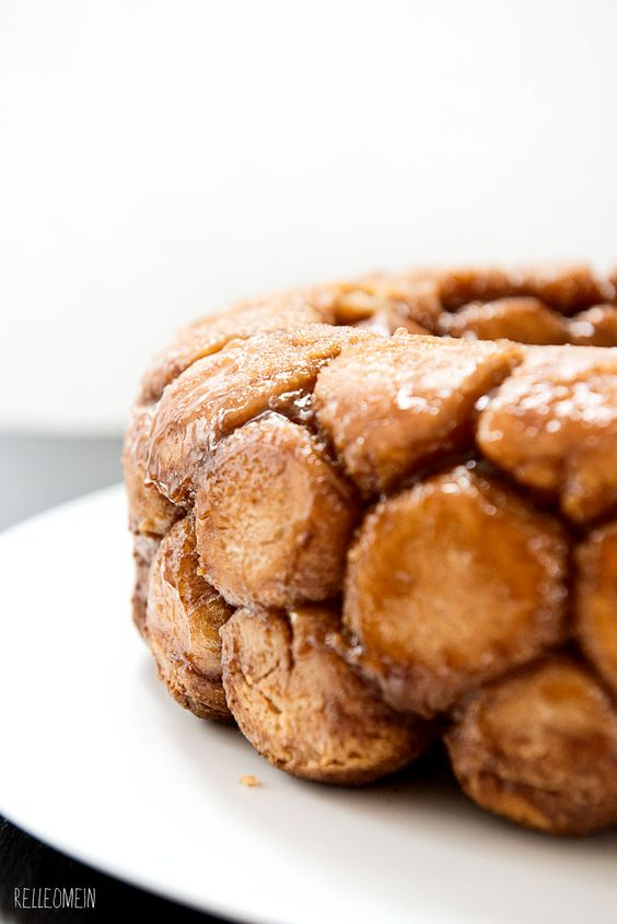 Vegan Monkey Bread. Use Red Mill's GF biscuit mix! (that stuff is so good!)
